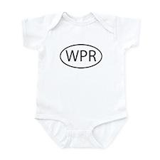 WPR Infant Bodysuit