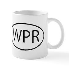 WPR Mug
