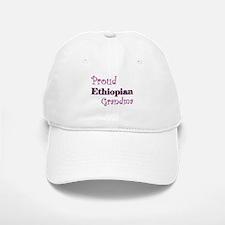 Proud Ethiopian Grandma Baseball Baseball Cap