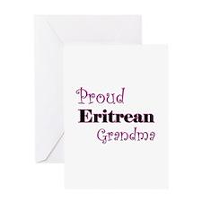 Proud Eritrean Grandma Greeting Card