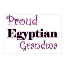 Proud Egyptian Grandma Postcards (Package of 8)