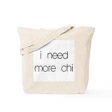 I need more chi