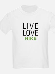 Live Love Hike T-Shirt
