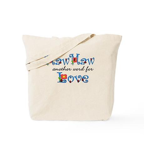 MawMaw Love Tote Bag
