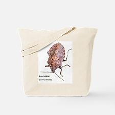 Tree Stink Bug Tote Bag
