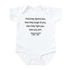 Gandhi 5 Infant Bodysuit