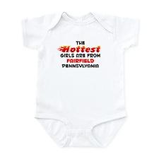 Hot Girls: Fairfield, PA Infant Bodysuit