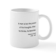 Gandhi 7 Mug