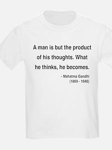 Gandhi 7 T-Shirt