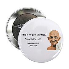 """Gandhi 8 2.25"""" Button (10 pack)"""