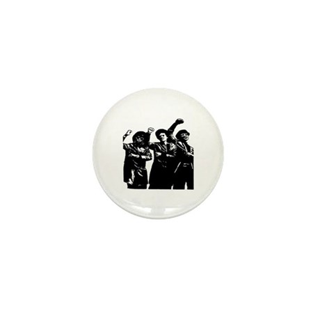 Black Panthers Mini Button