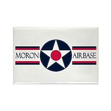 Moron Air Base Rectangle Magnet