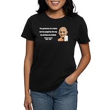 Gandhi 10 Tee