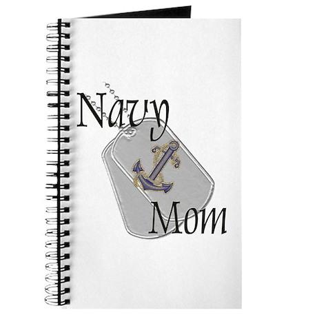 Anchor Navy Mom Journal