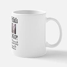 Doggie Line-up Small Small Mug
