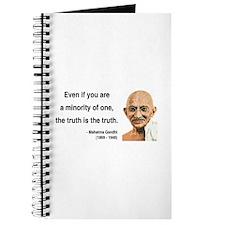 Gandhi 12 Journal