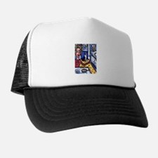 Boston Terrier food time Trucker Hat