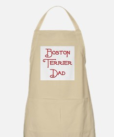 Boston Dad 21 BBQ Apron