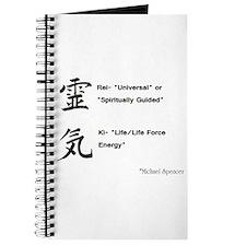 Reiki Kanji Journal