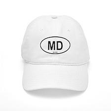 Moldova Oval Baseball Cap