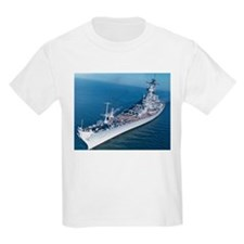 USS Wisconsin Ship's Image T-Shirt