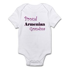Proud Armenian Grandma Infant Bodysuit