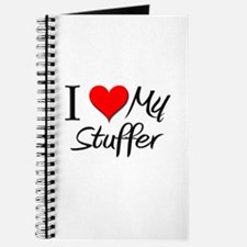 I Heart My Stuffer Journal
