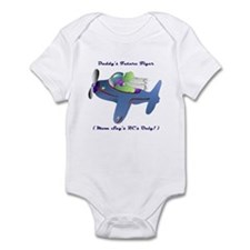Daddy's Future Flyer Infant Bodysuit