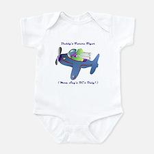 Daddy's Future Flyer Infant Bodysuit