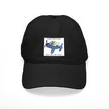 Daddy's Future Flyer Baseball Hat