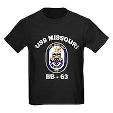 USS Missouri BB 63 T