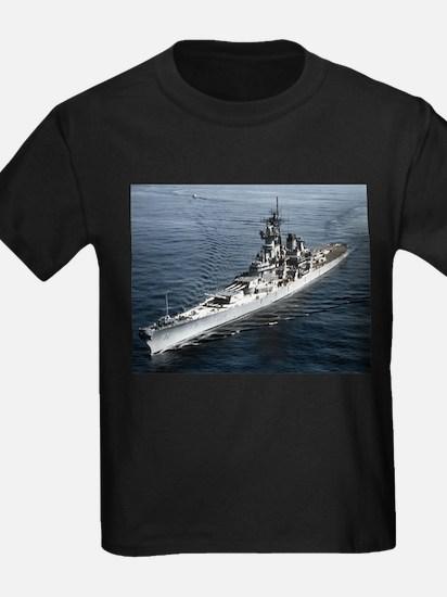 USS Missouri Ship's Image T