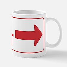 Keep Right Mug