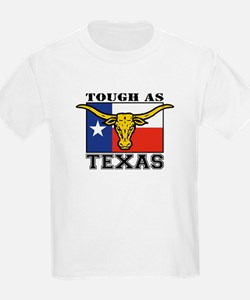Tough as Texas Kids T-Shirt