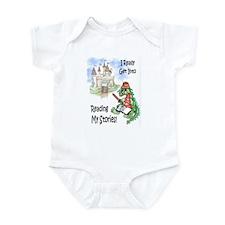Into My Stories Infant Bodysuit