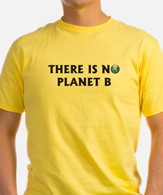 There Is No Planet B T