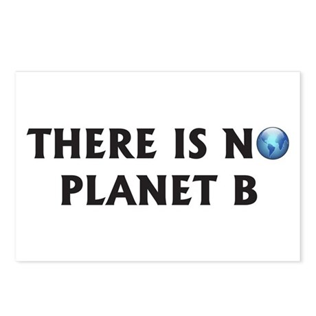 There Is No Planet B Postcards (Package of 8)