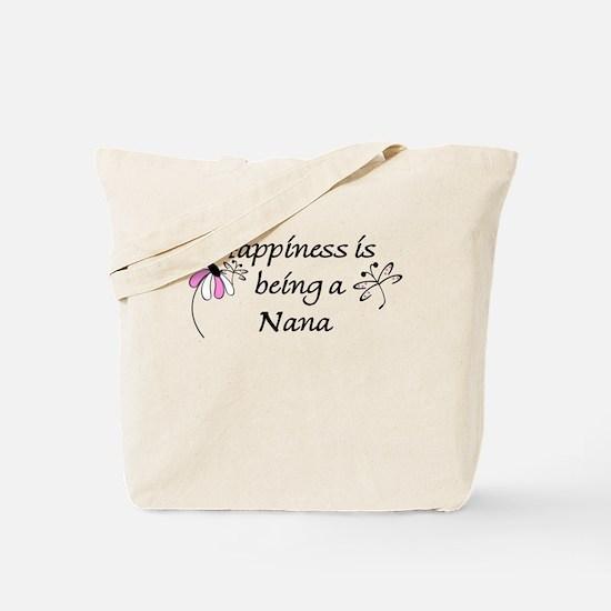 Happiness Is Nana Tote Bag