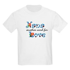 Nana Love T-Shirt