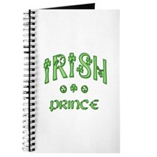 Irish Prince Journal