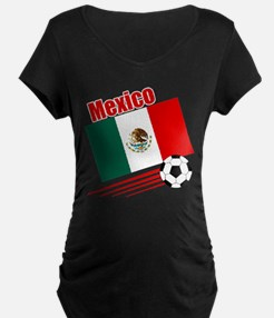 Mexico Soccer Team T-Shirt