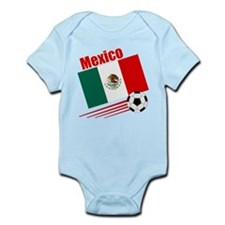 Mexico Soccer Team Onesie
