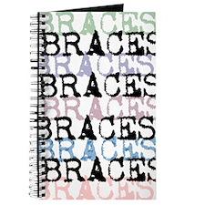 Braces, Braces, Braces Journal