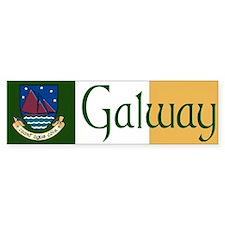 Galway Bumper Bumper Sticker