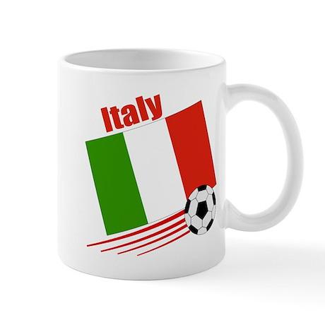 Italy Soccer Team Mug