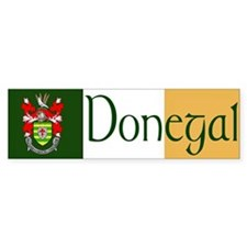 County Donegal Bumper Bumper Sticker