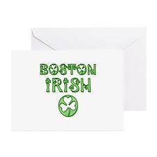 Boston Irish Greeting Cards (Pk of 10)