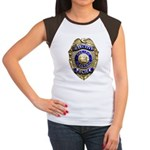 P.E. Detective Women's Cap Sleeve T-Shirt