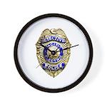P.E. Detective Wall Clock