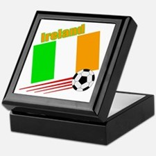 Ireland Soccer Team Keepsake Box